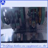 Imprensa de perfurador solar do CNC da plataforma do calefator de água da alta qualidade