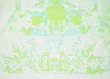 Do estilo modal da pintura bonita de 100% lenço chinês de Monochromes