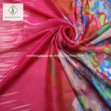 Übergangs-dunstige gedruckte Schal-Dame Fashion Silk Scarf Factory färben