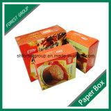 使い捨て可能なボール紙キャンデーのケーキの包装の紙箱