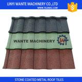 두 배는 지붕 건축을%s 2.7kg 무게를 가진 로마 기와를 착색한다