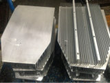 LED 램프를 위한 CNC 기계로 가공 알루미늄 열 싱크