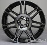 Negro de alta calidad Chrome 14 pulgadas llantas 16