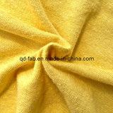 Cáñamo/algodón orgánico/Jersey de bambú para la camiseta (QF13-0347)