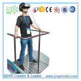 9d Full Immersion Virtual Reality Cinema Standing Roller Coaster Simulator Simulated HD Resolution 1140p*2560p