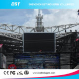 IP65 Waterproof P6mm 1r1g1b Full Color Outdoor Advertizing LED Display Screen