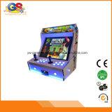 Máquina a fichas da tabela de jogo do entalhe da arcada de Pacman mini
