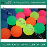 Bille à haute densité personnalisée de tension en caoutchouc de silicones