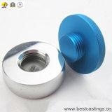 Partie de usinage en aluminium avec le moulage de précision