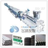 Protuberancia suave del tubo del conducto del PVC que hace la máquina
