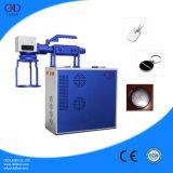 Bewegliche Metalllaser-Gravierfräsmaschine
