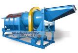 Gaszuiveraar-zeeftrommel voor de Gouden Installatie van de Placer van de Klei van de Was