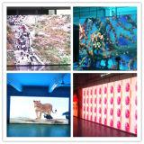 Visualización de pantalla a todo color al aire libre del LED para hacer publicidad