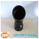 ABS Dwv di formato di 2 pollici che misura 1/8 di curvatura