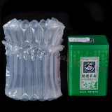 Saco plástico de bolhas da coluna do ar para o copo da isolação