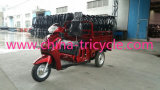 125cc Small Cargo Tricycle con Spare Tire (TR-27)