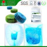 甘いにおい! 青い泡自動便器の洗剤