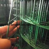 PVC塀のためのコーティングによって溶接される金網
