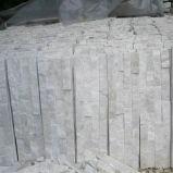 Pierre cultivée par quartz blanc normal en vente