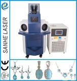 高精度レーザーのスポット溶接機械および溶接工の機械装置
