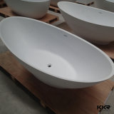 Baignoire autonome extérieure solide de Kkr Corain, baquet de Bath de salle de bains