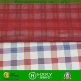 Ткань пряжи полиэфира покрашенная для подкладки рубашки или одежды людей