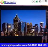 Alto schermo di visualizzazione dell'interno del LED di colore completo di definizione di Gjled P6