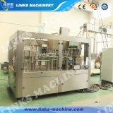 3 automáticos en máquinas de 1 embotellado del agua mineral