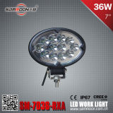 7 인치 36W 크리 말 LED Car Driving Work Light (SM-7036-RXA)