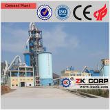 Planta de produção profissional do cimento da manufatura (tonelada 100-3000 por o dia)