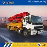 Bomba concreta montada do fabricante Hb46aiii-I 46m de XCMG caminhão oficial