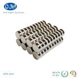 N48 Permanent Magnetic Neodymium Iron Boron Magnet para Industry