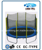 Safety Netの8ftx11ft Oval Trampoline
