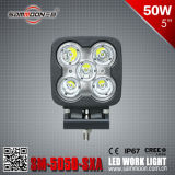 CREE СИД Car Work Driving Light IP67 5 Inch 50W Square (SM-5050-SXA)