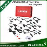 Der Produkteinführungs-X431 kann Hochleistungs-Scanner-Arbeit LKW-der Produkteinführungs-X431 HD mit X431 V+/X431 PRO3/X431 Auflage II Autos 12V/24V tun