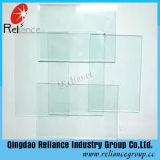 vidrio de hoja claro de 1.5m m/marco de cristal de la foto/vidrio de cubierta claro del reloj
