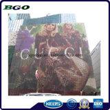 Drapeau d'étalage de tissu de maille de panneau-réclame de PVC (1000X1000 9X9 370g)