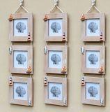 Blocco per grafici della Tre-Foto di combinazione del blocco per grafici della foto della parete della foto