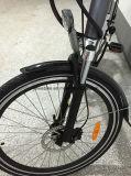 36V 10.4ah Samsung Panasonicのリチウム電池の電気バイク都市E自転車