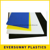Рифлёный лист пластмассы Layer/PP полый/пластичная пусковая площадка