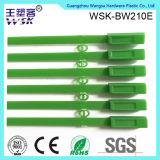 Soldadura térmica plástica plástica da cor verde da manufatura 210mm da fábrica do selo de China