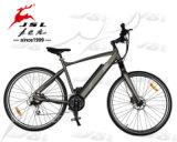 bici eléctrica de la montaña de aluminio del marco del motor de 250W 36V Spokewheels (JSL037G-1)