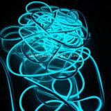 2 년을%s 가진 높은 광도 LED RGB 네온 코드 보장 (WD 4Wires 220V RGB SMD 60 LEDs)