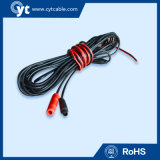 T Tipo Mujer / Cable Conector DC macho