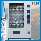 De Automaat van de drank/van de Snack/van de Drank Met Computersysteem met het Systeem van het Beheer van het Achterste deel