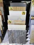 Dihe homogener Granit-Bodenbelag glasig-glänzende Porzellan-Fliesen