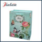 Подгоняйте с яркием блеском Rose & мешком подарка покупкы способа бабочки бумажным