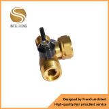 vávula de bola de cobre amarillo de la válvula de gas de 1/2inch -2inch (TFB-020-04)
