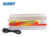 充電器(SUA-2000C)が付いているSuoerの高周波12V 220V 2000W力インバーター