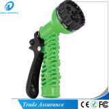 Ugello di spruzzo registrabile del tubo flessibile di giardino dei reticoli dell'ABS 7 di trasporto libero